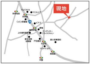 小泉 リナージュ 地図
