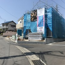 【NEW!足場解体!】 富士市今泉第15 全2棟 1号棟