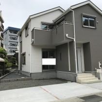【月々 69,862円】富士市元町 全2棟 残り1号棟のみ!