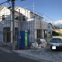 【11月完成予定!】富士宮市大中里リナージュ 全2棟 1号棟