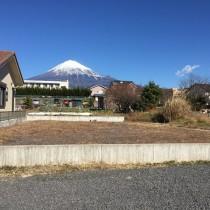 【買付有りとなりました!】富士宮市若の宮町 土地
