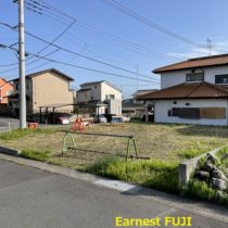 【NEW!!建築条件無しの角地物件!】富士市さんどまき 売土地