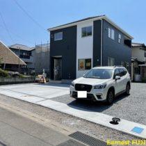 【NEW!駐車スペース4台+@】富士宮市小泉第18 オール電化 全1棟