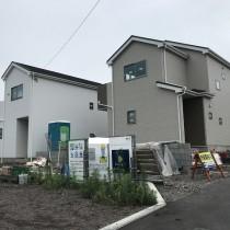 【足場解体!】富士市入山瀬リナージュ 18-2期 全2棟 1号棟